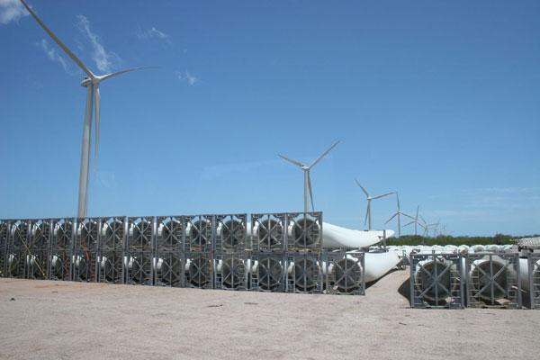 Instalação de usinas em Pedra Grande, São Miguel e São Bento do Norte vai aumentar produção de energia em mais 263,6 megawatts