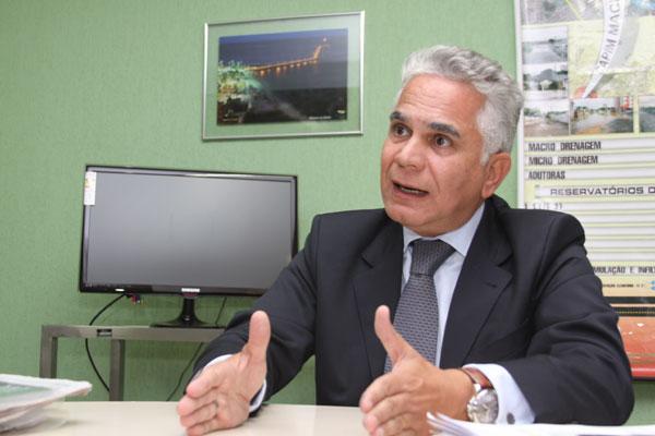 Secretário de Planejamento, Antônio Luna fala sobre orçamento