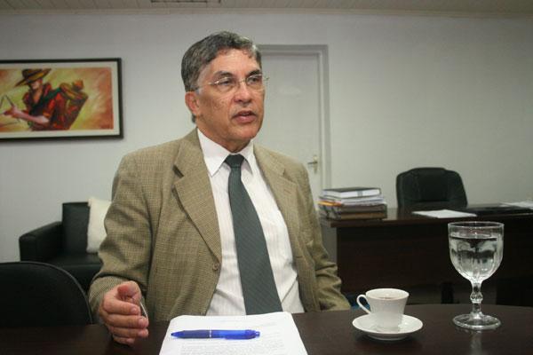 Aldo Medeiros, vice-presidente da Ordem dos Advogados do Brasil-RN