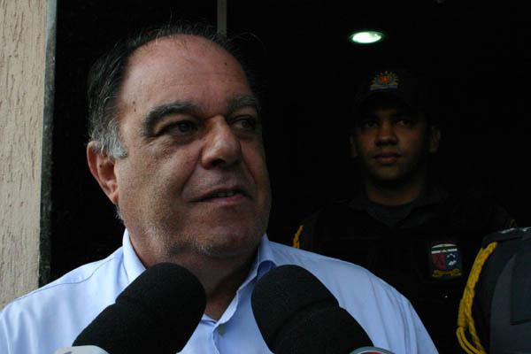 João Faustino foi preso na manhã desta quinta-feira (24)
