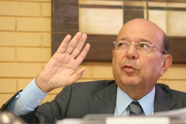 Ex-governador Iberê Ferreira de Souza é defendido por George Olímpio