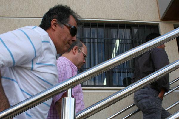 O empresário Gilmar Montana e o ex-diretor do Detran, Carlos Theodorico, tiveram as prisões prorrogadas
