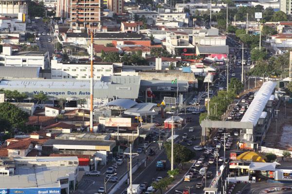Trânsito na área do antigo Machadão será bloqueado nos quatro dias de festa no início das tardes