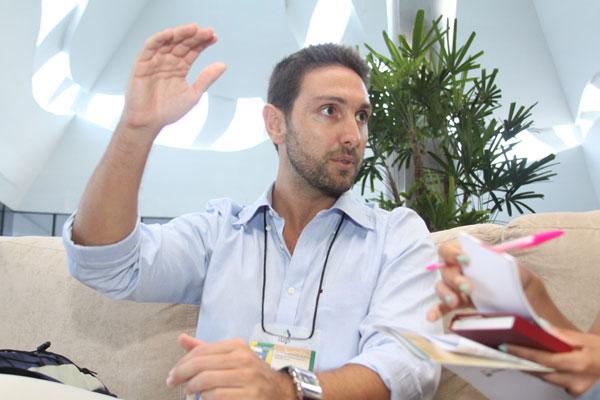 Bruno Moczydlower, coordenador da brazil onshore