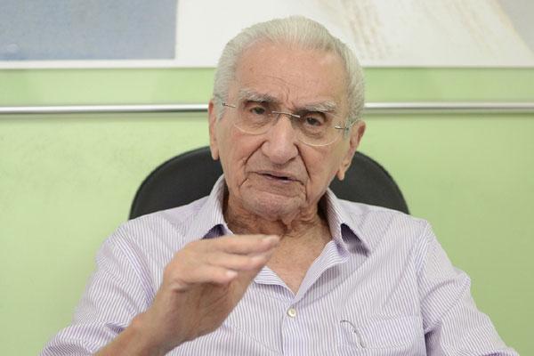 Senador Garibaldi Alves será submetido a uma cirurgia cardíaca