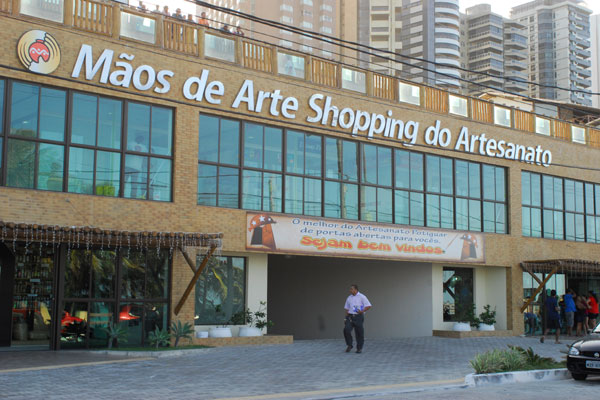 Artesanato Para Quarto De Bebe Feminino ~ Artesanato ganha shopping próprio na Praia do Meio Tribuna do Norte