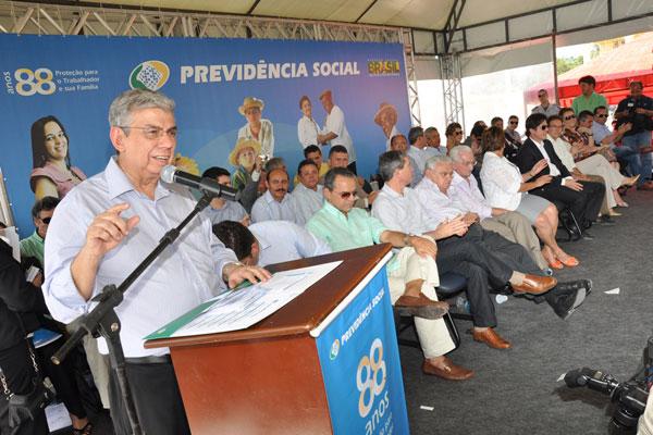 Ministro Garibaldi Filho inaugura unidades da Previdência Social no Rio Grande do Norte