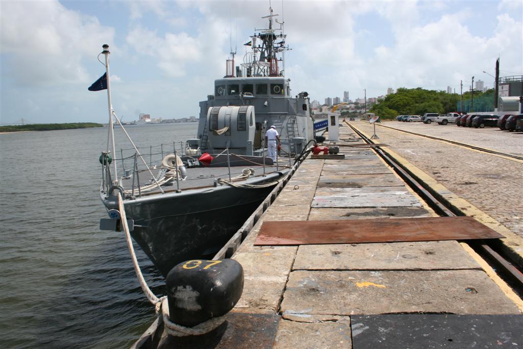 Base Naval de Natal abre para visitação