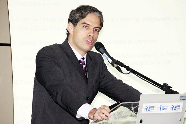 Ricardo Amorim, economista, consultor e comentarista do Programa Manhatan Connection