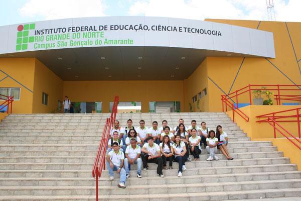 Campus de ensino técnico, ainda em construção em São Gonçalo do Amarante, vai dar suporte à formação de mão de obra para atender a necessidade do novo aeroporto