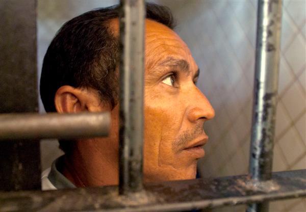 Roberto Lisboa foi preso após agredir a esposa após ingerir bebida alcoólica