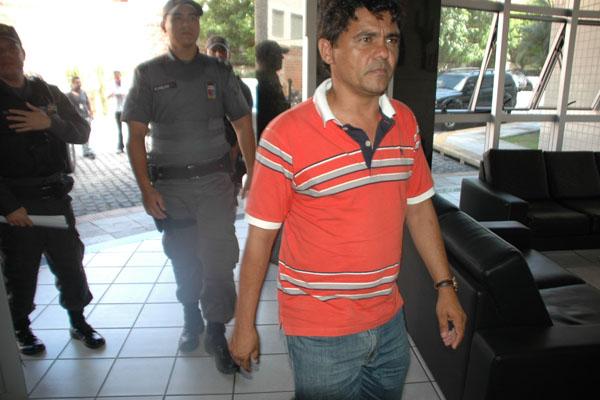 O prefeito de Vila Flor Grinaldo Joaquim de Souza também ficará no Centro de Detenção Provisória