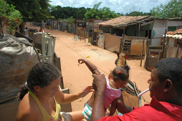 Capital potiguar concentra 93,36 por cento dos domicílios em aglomerados subnormais do Rio grande do Norte