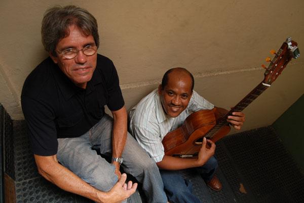 Dudé Viana e Zeca Brasil já viajaram por várias cidades do RN e outros Estados cantando sua saga