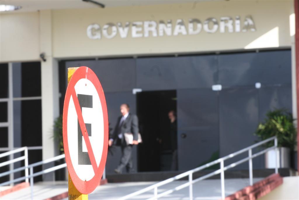 Decreto estadual proíbe piquetes no Centro Administrativo