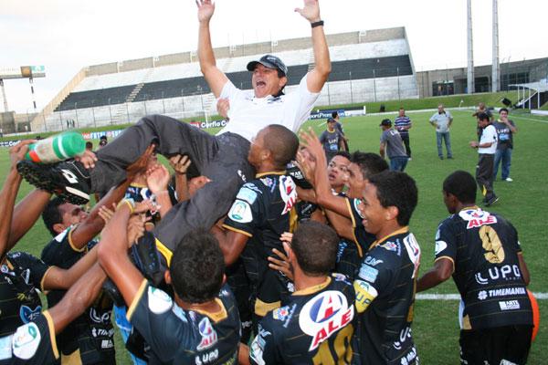 Jovens jogadores do ASSU estão contando os dias para entrar em campo pela competição paulista
