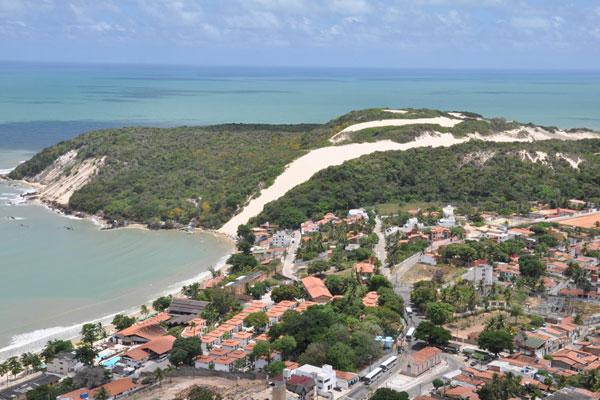 Proposta da Prefeitura pretende aumentar em seis vezes a ocupação na ZPA do Morro do Careca