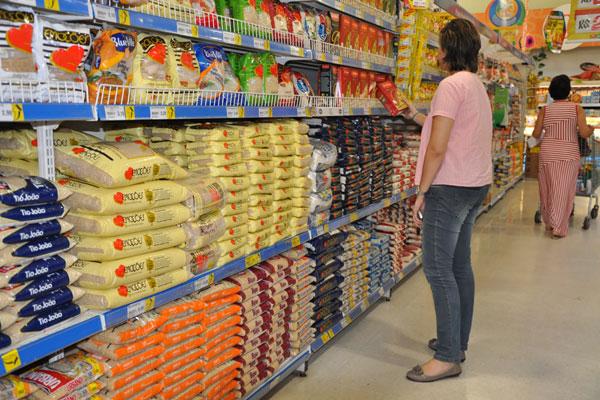 Poder de compra do trabalhador será equivalente a 2,8 cestas básicas