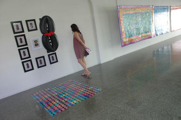 Salão de Artes Visuais vai estrear somente em março de 2012