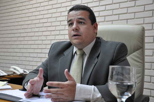 Thiago Cortez, secretário estadual de Justiça e Cidadania