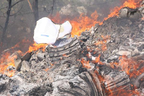 Livros foram encontrados em Pajuçara, zona Norte de Natal