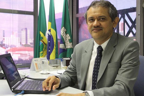 Roberto Sérgio Linhares, Superintendente da Caixa Econômica Federal no RN