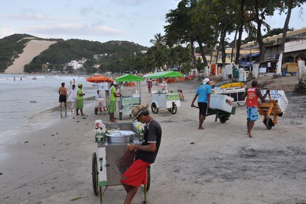 Aparador Jb Bechara Luxo Aquamarine ~ Natal RN u2013 Ponta Negra praia ou feira livre? Afauna Natal