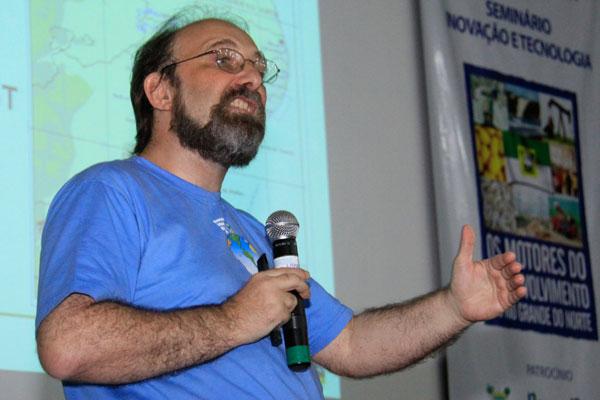Miguel Nicolelis quer apresentar resultado de pesquisa na abertura do Copa de 2014 no Brasil