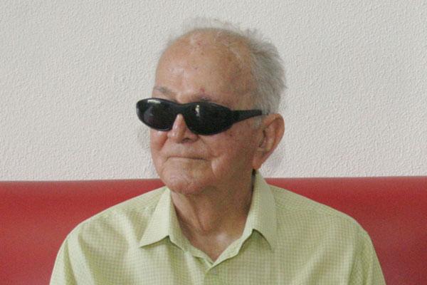 Manoel Torres de Araújo morreu aos 93 anos.