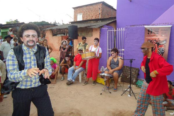Companhia Ciranduís, que promove um dos maiores festivais de teatro de rua do Brasil, aguarda Prêmios