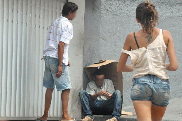 Sem ação pública que combata o uso ou a venda, crack se espalha pelo RN