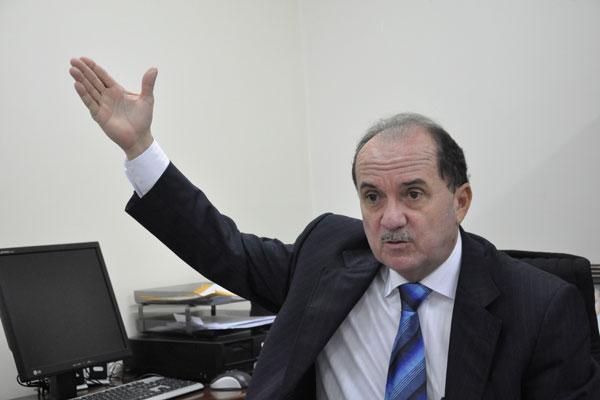 Desembargador Cláudio Santos é o relator do processo que tramita no Tribunal de Justiça