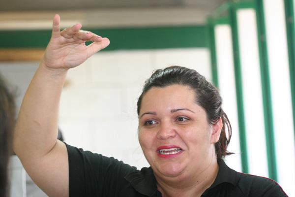 Tenente Coronel Margarida Brandão foi transferida para o Centro de Estudos Superiores da PM