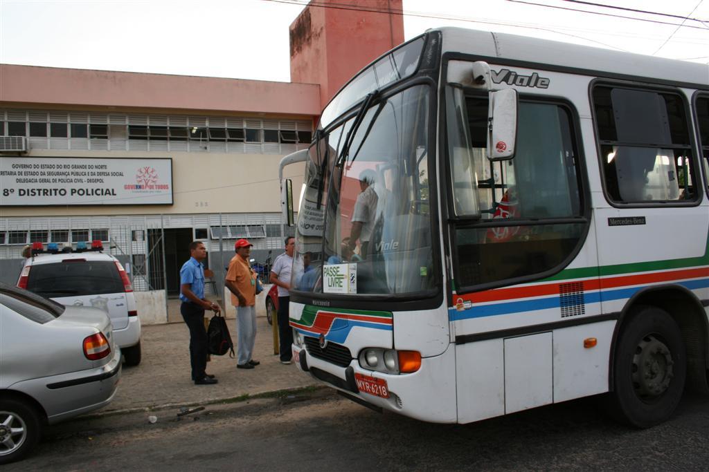 Segundo dados do Seturn, esse é 29º assalto a ônibus em Natal; Polícia Militar confirma apenas 15