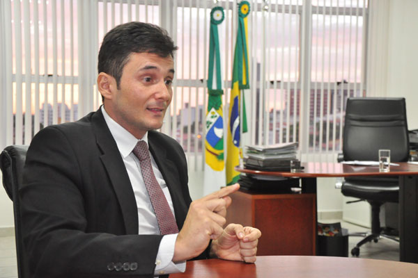 Procurador-geral Manoel Onofre afirma esperar os mesmos cuidados nos tribunais superiores