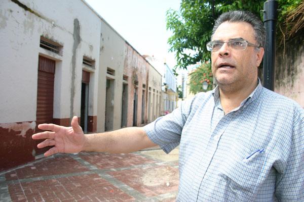 Leonardo Barata: Fui o primeiro a comprar um imóvel na Ribeira para preservar.
