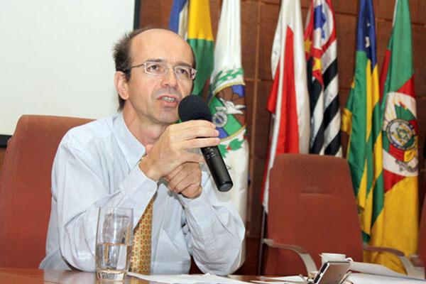 Cientista político, Bruno Speck coordenou o estudo sobre risco de corrupção nos estados