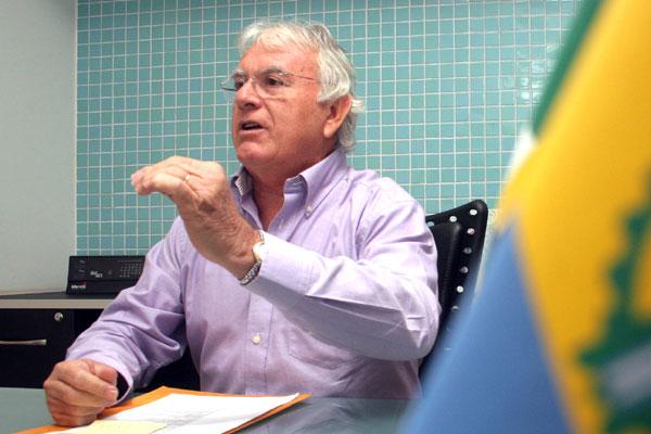 Maurício Marques havia solicitado que todos os secretários  que fossem candidatos entregassem os cargos