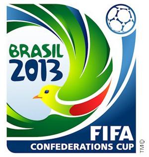A 500 dias da Copa das Confederações, FIFA apresenta emblema do evento