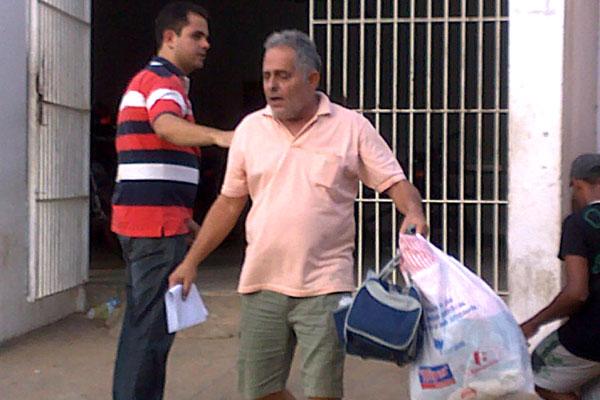 Eduardo Cabral Palhares teve a prisão revogada e foi liberado na tarde desta quinta-feira