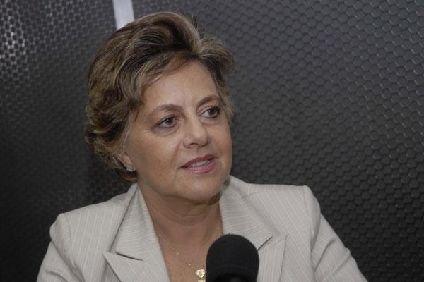 Maria de Fátima Rosado, Prefeita de Mossoró: Temos conversado muito sobre o lado administrativo, mas também em relação a política temos conversado. A colocação do Tribunal de Contas do Estado foi conversado.