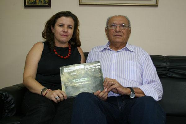 Aristotelina Pereira e José Lacerda trazem a história e um panorama atualizado do desenvolvimento