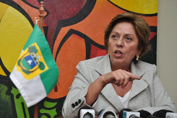 Rosalba Ciarlini: ações administrativas com orçamento e prioridades elaborados pelo novo governo