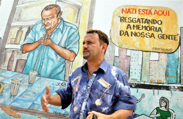 """Marcelo Veni, produtor: """"É um homenagem, e a memória do Dr. Ruy Pereira deve ser respeitada, não vejo problema nenhum nisso"""""""