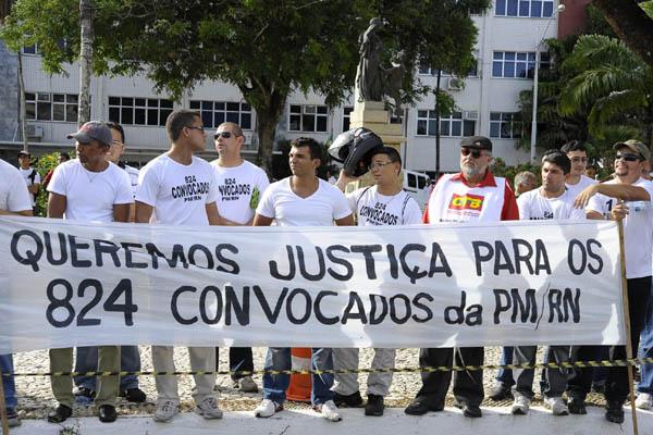 Concurso é de 2005 e juiz afirma que convocação não compromete a LRF