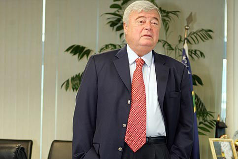Ricardo Teixeira está no comando da CBF desde 1989