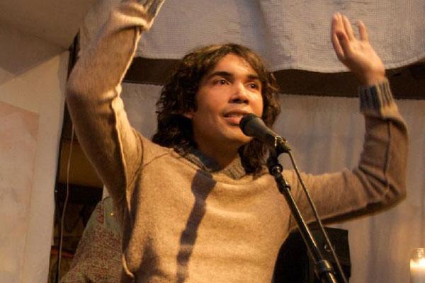 Joseh Garcia é psicólogo e ex-integrante do De Coro e Alma