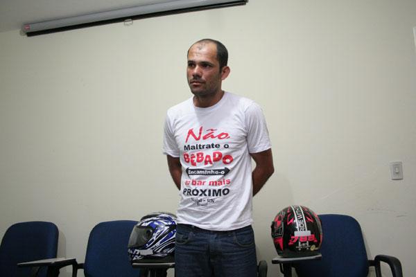 José Antônio da Silva, 31 anos, já foi reconhecido por seis crianças que sofreram abusos sexuais