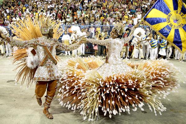 A Unidos da Tijuca investiu cerca de R$ 10 milhões este ano. Foi o maior desembolso entre as escolas