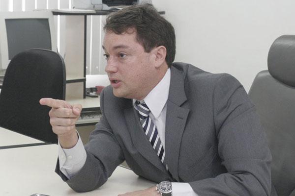 Promotor Luiz Eduardo Marinho diz que MP tenta agilizar processos